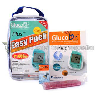 Gluco Dr. Plus Easy Pack