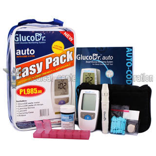 Gluco Dr. Auto Easy Pack