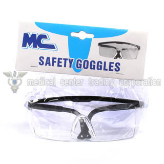 MC Safety Goggles